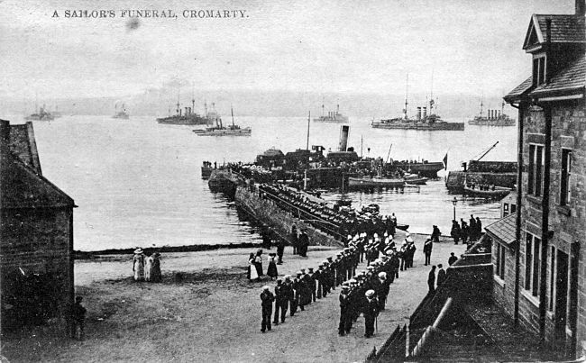 A Sailors Funeral