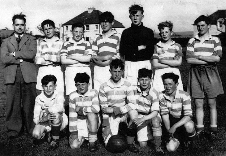 Cromarty FC - c1950???