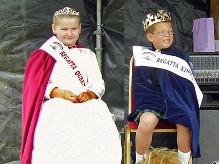 Regatta King & Queen