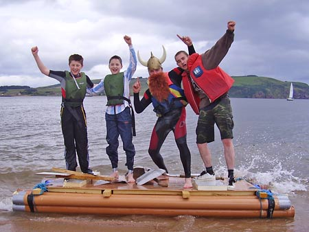 Raft Race Winners