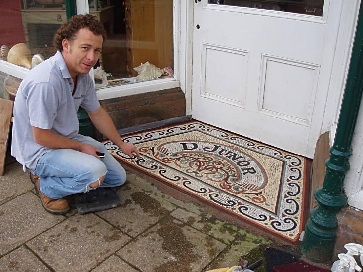 Restoring Mosaic