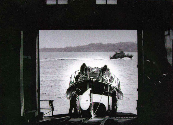 Lilla Marras (Cromarty Lifeboat) at BroughtyFerry