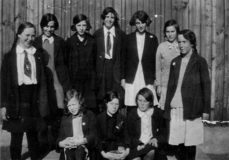 Jessie Reid Classmates 1929