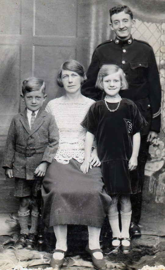 The Taylor Family c1926
