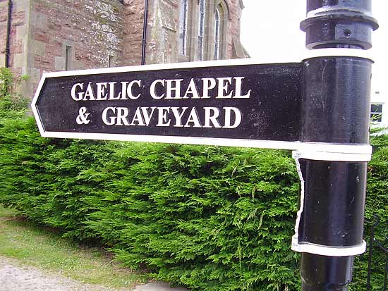 Vandalised Signpost