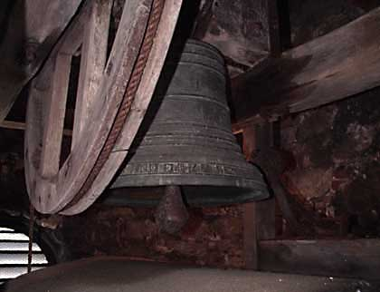 The Courthouse Bell