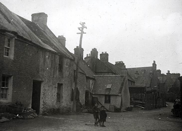 Gordon's Lane c1930