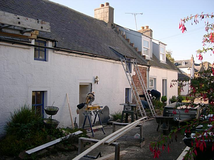 Renovation of a cottage on Gordons Lane