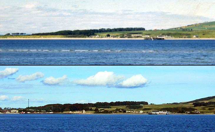 Nigg - 1970 and now