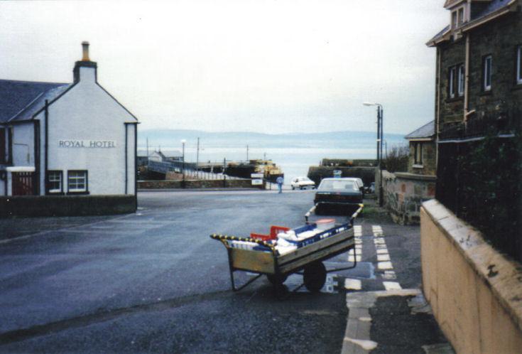 The Milk Cart - c1995