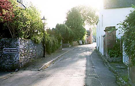Church Street (devoid of any cars).