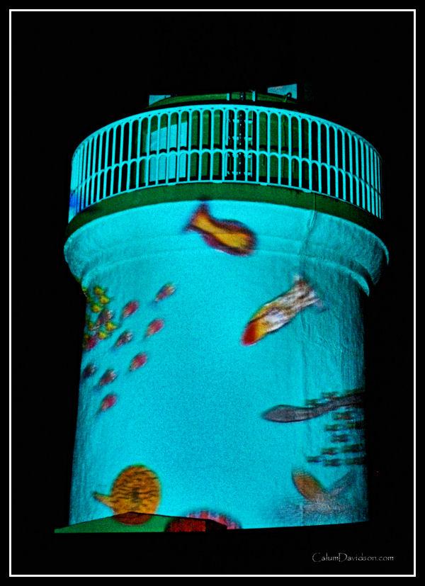 Cartoons on the Lighthouse