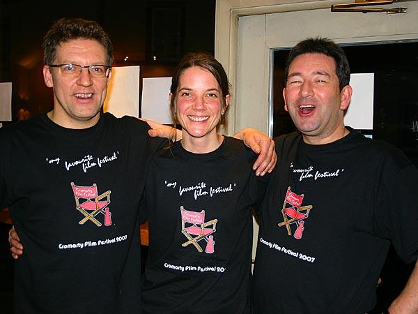 Film Festival team members