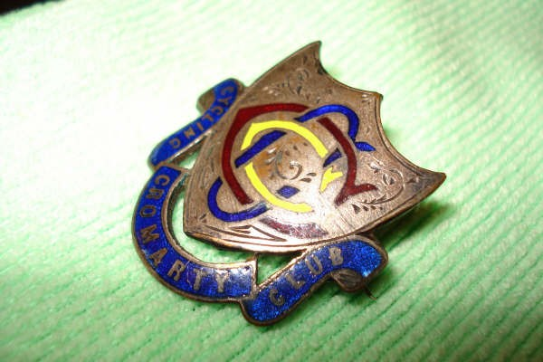 Cromarty Cycling Club badge