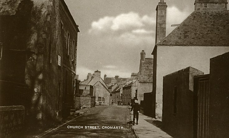 Church St - c1925?