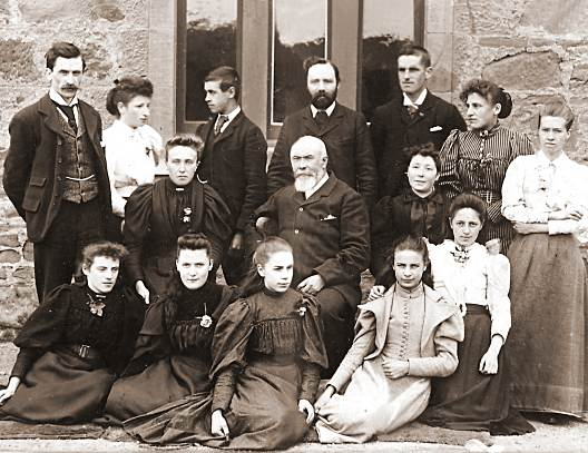 School Group - c1910