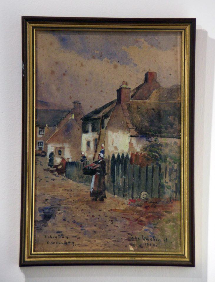 Gordons Lane by John Muirhead