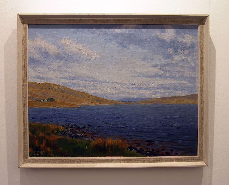 Loch by Isobel MacKenzie