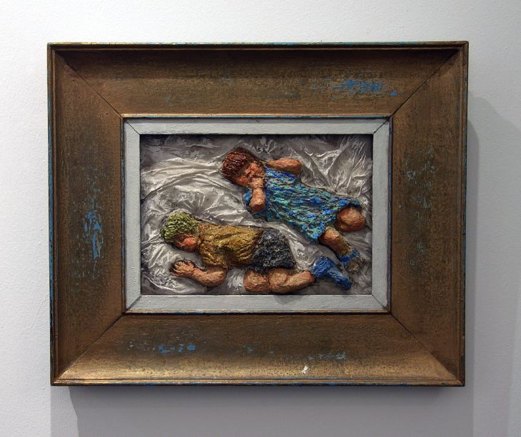 Sleeping Children by Marion Tonkin