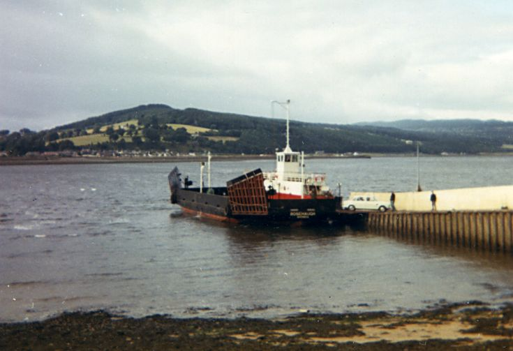Kessock Ferry - Rosehaugh