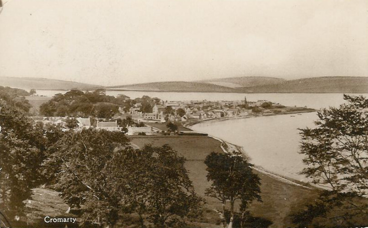 Another view from the Sutor - c1910
