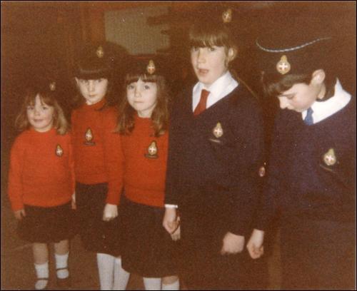 Girl's Brigade - c1980