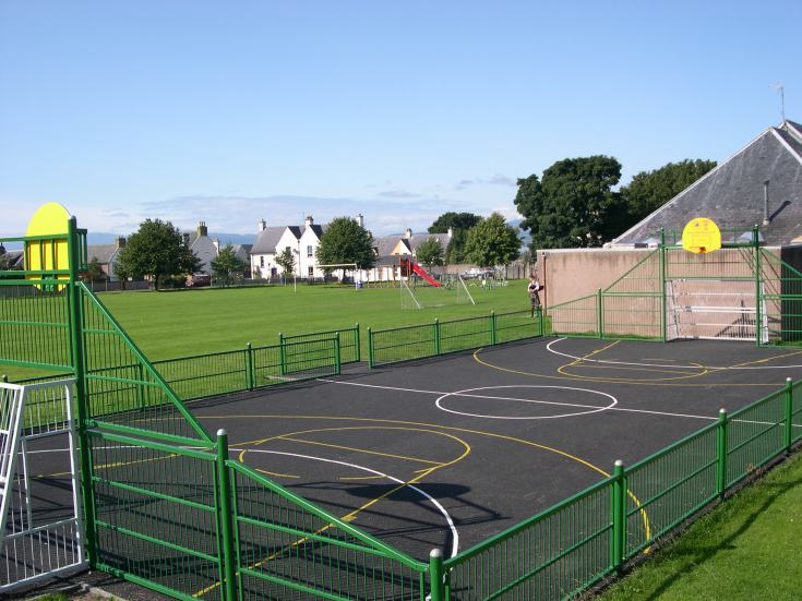 New facilities at the Park
