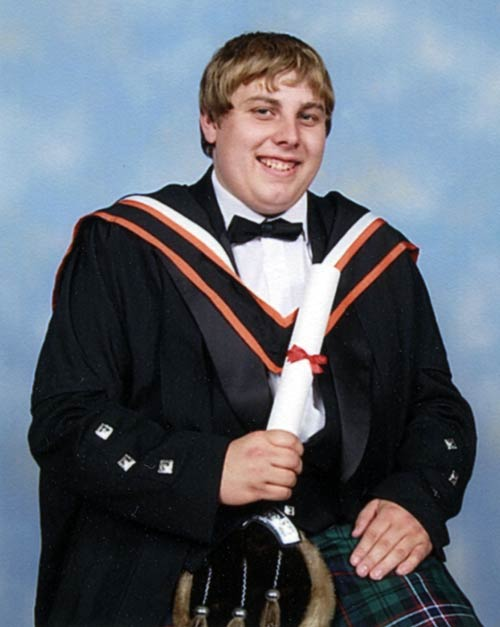 William John Thomson BA (Hons)