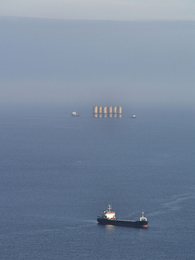 The Hutton TLP in the Moray Firth