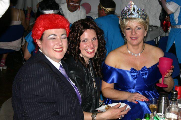 Fancy Dress Revellers - 2007