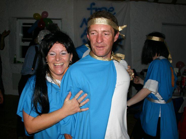 Wanda and Chris - 2007