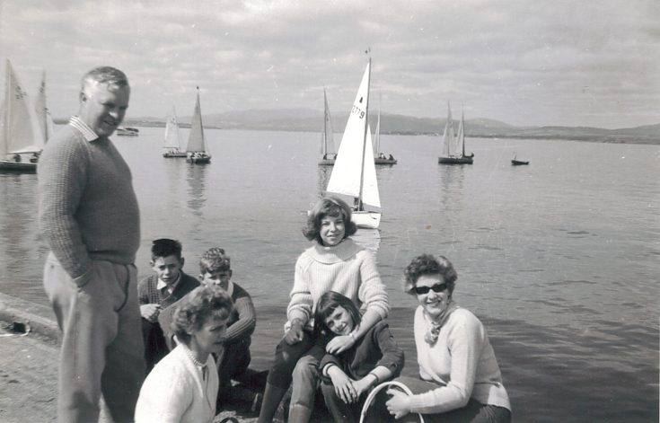 Cromarty Regatta Day - c1959