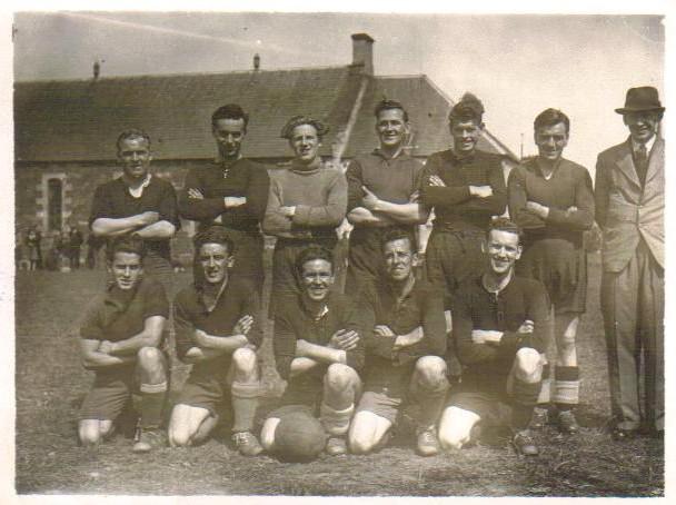 Cromarty Football Club - 1947