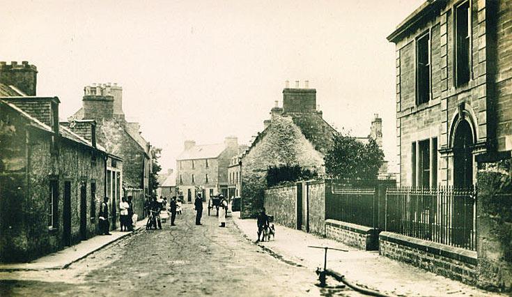 High Street c 1920