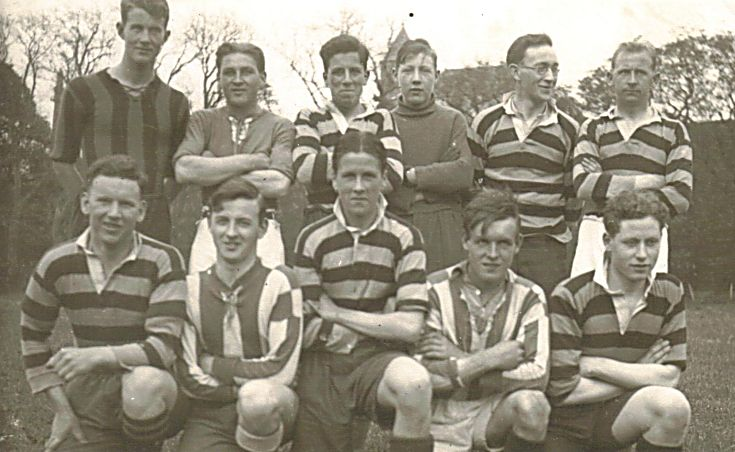 Cromarty Football Club - c1936