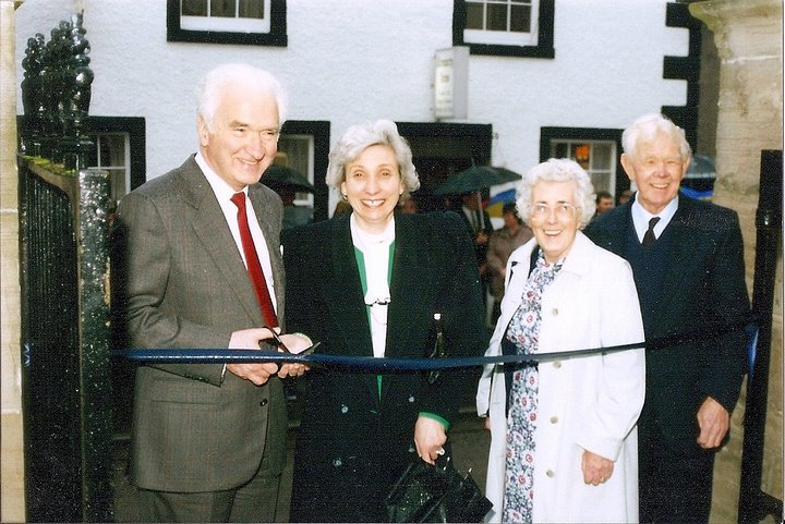 Courthouse Official Opening