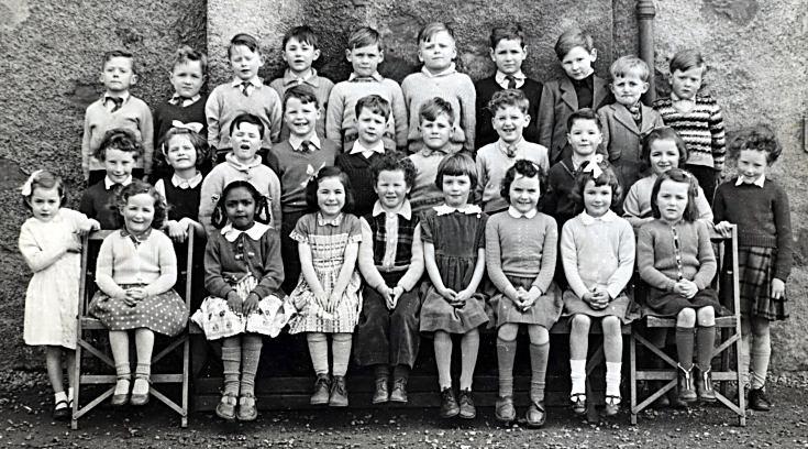 Primary 2 - 1961
