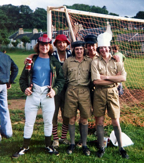 Fancy Dress Group c1985