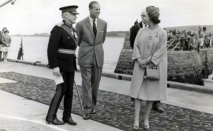 The Queen and Prince Philip - 1964