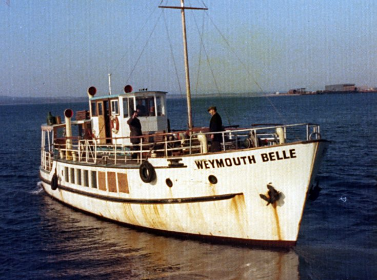 The Weymouth Belle - c1976