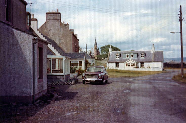Shore St - c 1974
