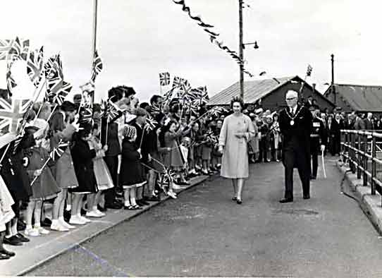 Royal Visit in 1964