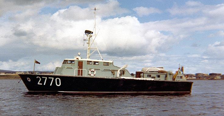 The 'Met' Boat