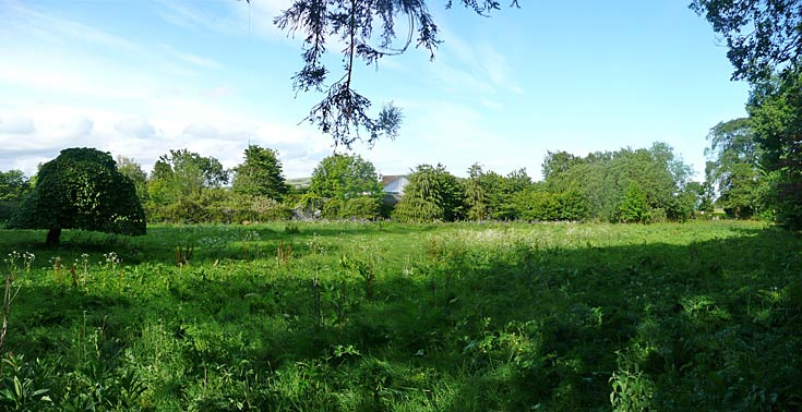 Other part of Estate old walled garden - allotments for Cromarty?