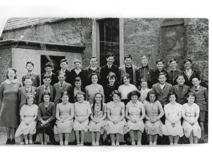 School Photo - 1953