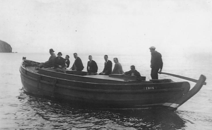 Nigg Ferry - 'the Iris'