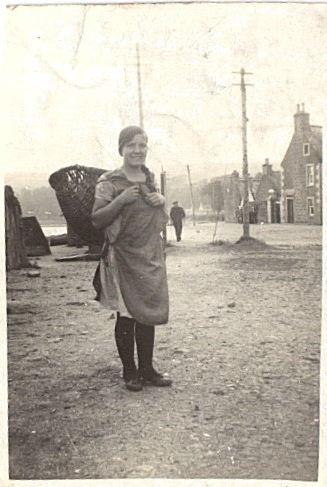 Esther (Alice) Hossack - 1930