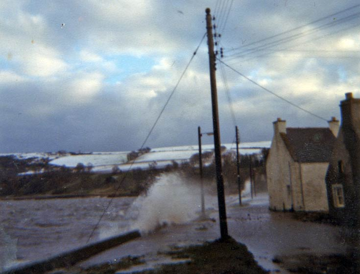 Winter Gale, c1975