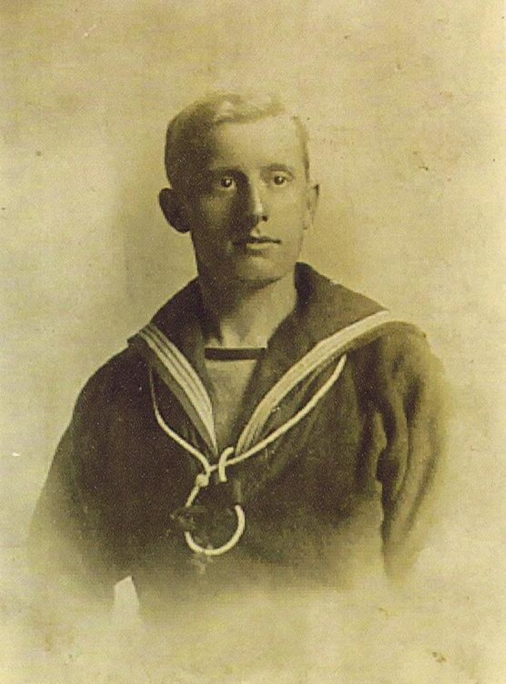 Able Seaman Daniel Bigley