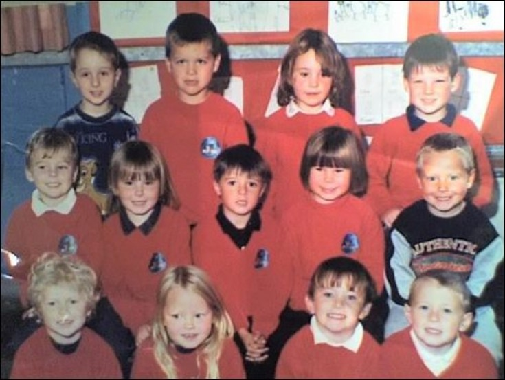Primary 1 in 1996